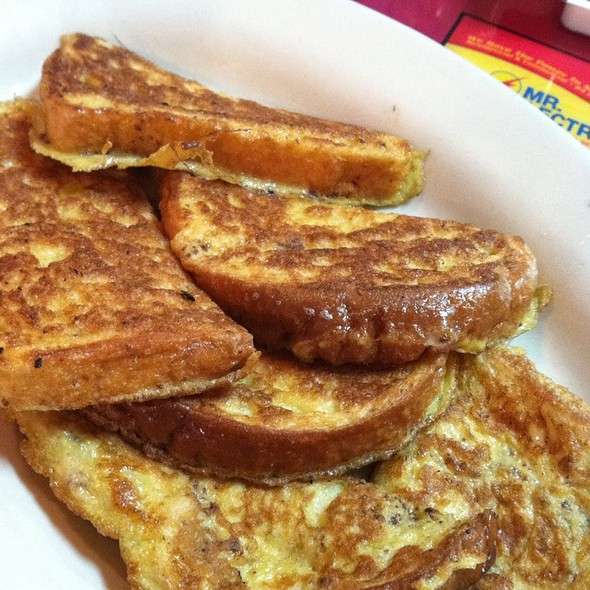 French Toast @ The County Seat Cafe