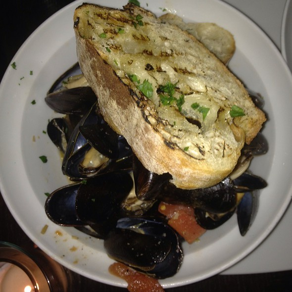 Steamed Mussels - Vivace - Charlotte, Charlotte, NC