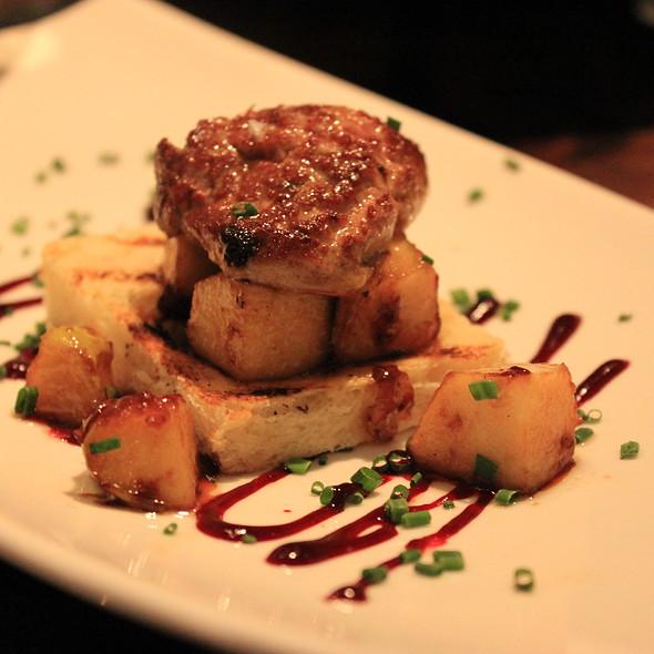 Seared Foie Gras - Boehmer, Toronto, ON