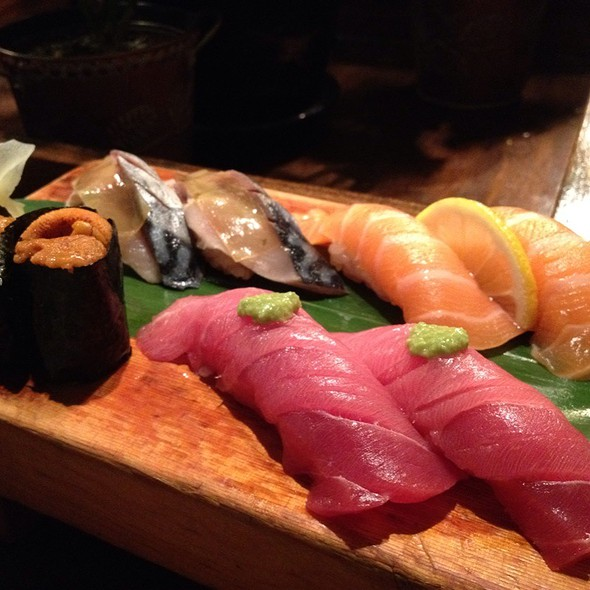 Sushi @ Ryoko Restaurant & Bar