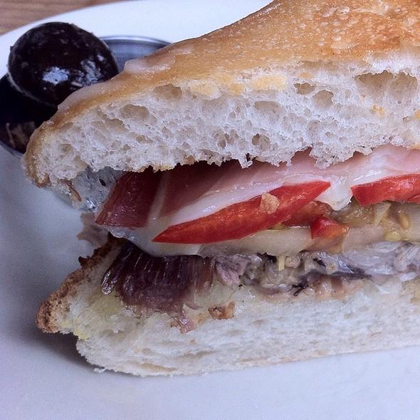 Slow Roasted Pork Sandwich @ Rucola