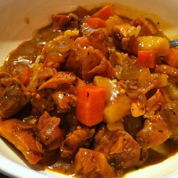 Curry Chicken @ Takorea