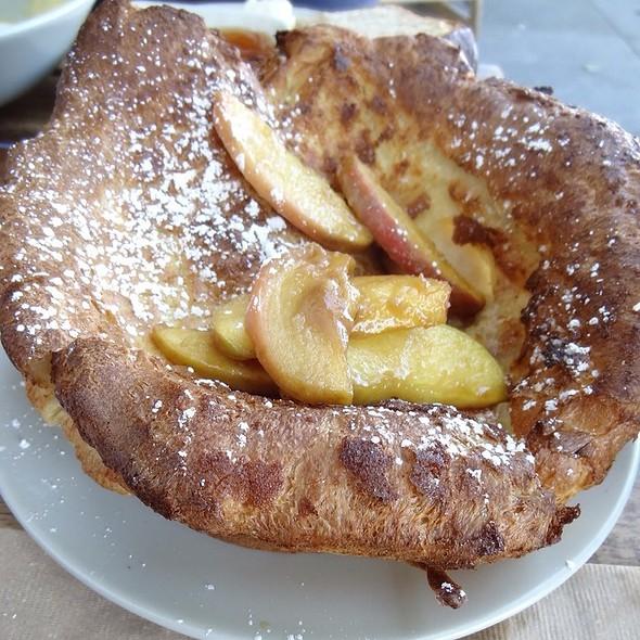 Dutch Pancake @ Outerlands