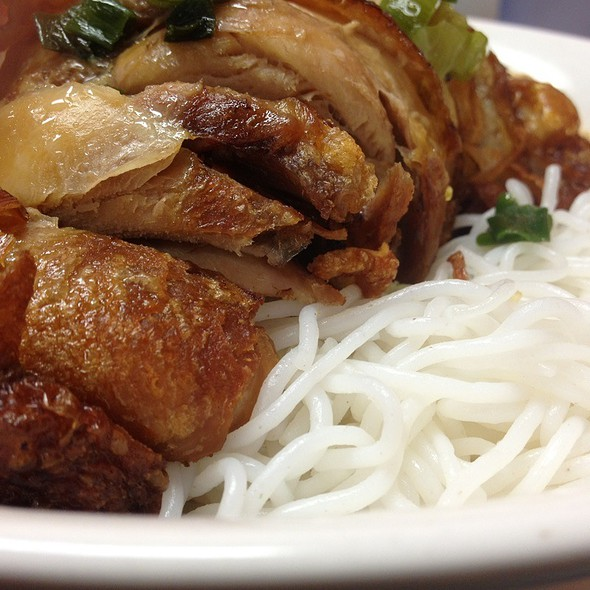 Vermicelli House Special Chicken @ Pho Long Beach