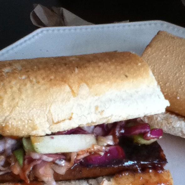 Kielbasa Sandwich @ The Uber Sausage