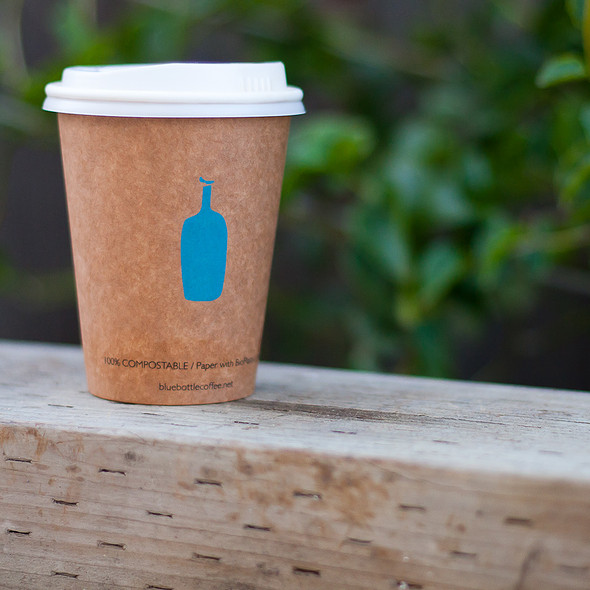Coffee @ Blue Bottle Coffee Roastery