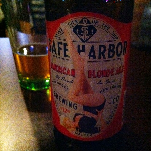 Safe Harbor Beer @ The Pub