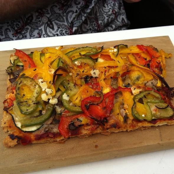 Vegetarian Tart @ Le Parigot