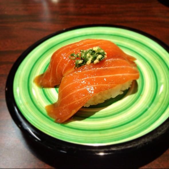 Marinated Tuna Sushi @ Kula Revolving Sushi Bar - Laguna Hills