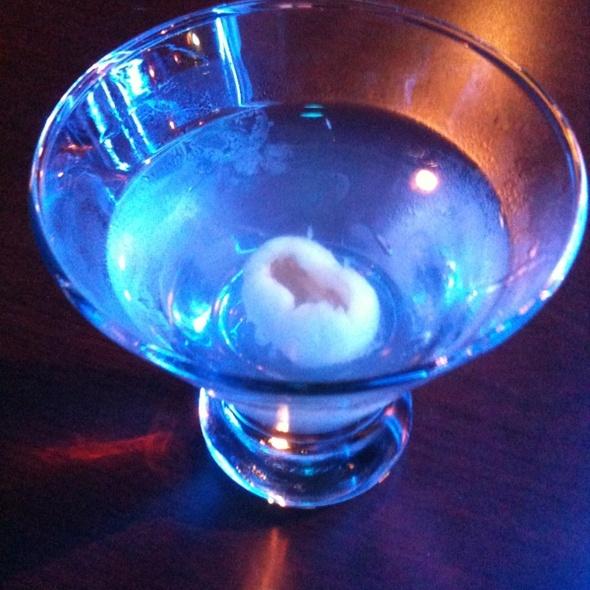 Lychee Martini @ Koji Sake Lounge