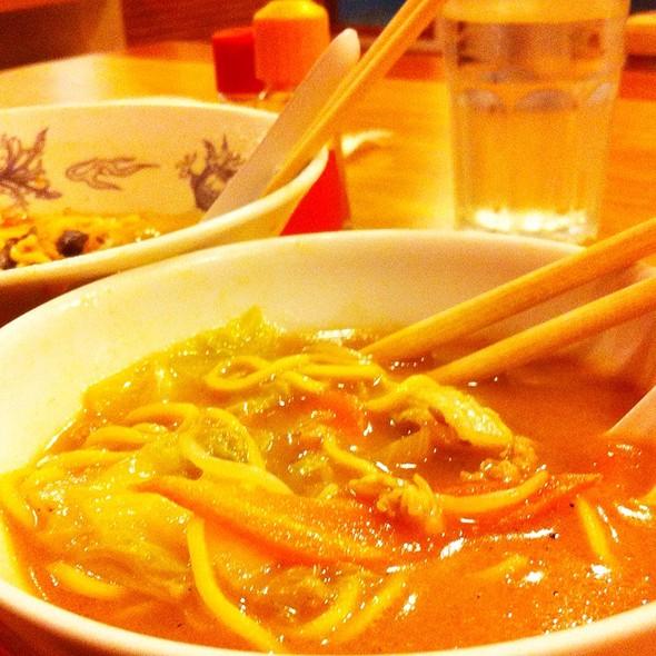 Miso Ramen @ Sumoutori