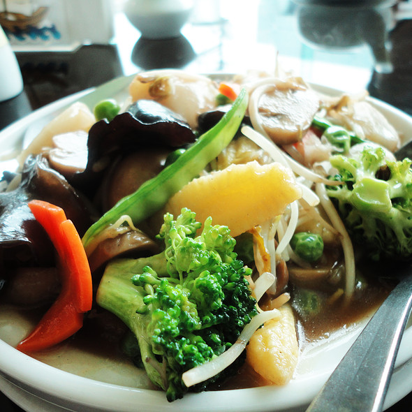 Lo Han Vegetables @ Causeway Seafood Restaurant