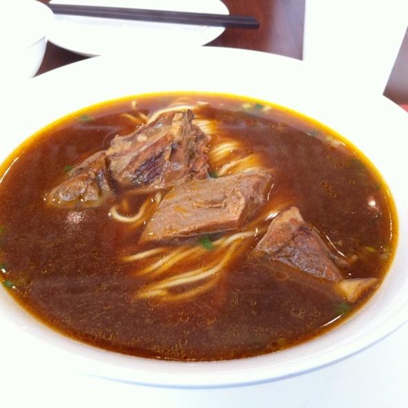 Taiwanese Beef Noodle Soup @ Din Tai Fung, Hong Kong