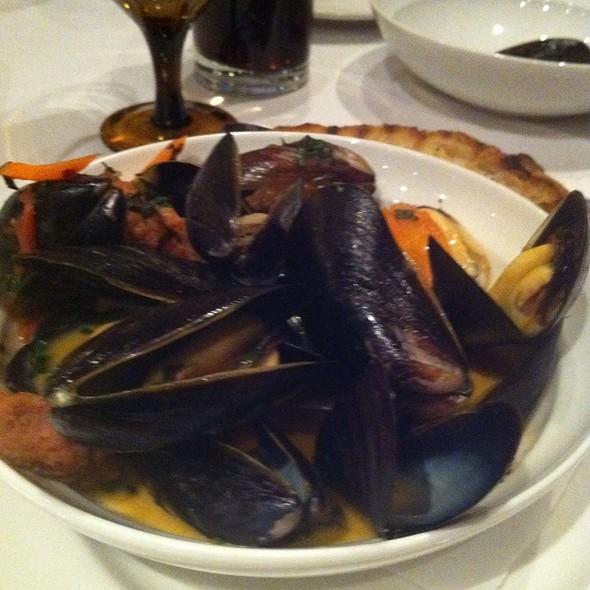 Mussels @ RIS