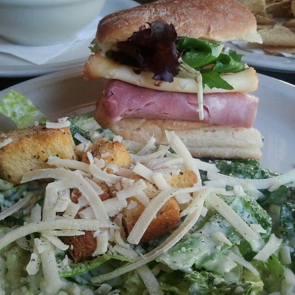 Caesar Salad @ Austin Java Barton Springs