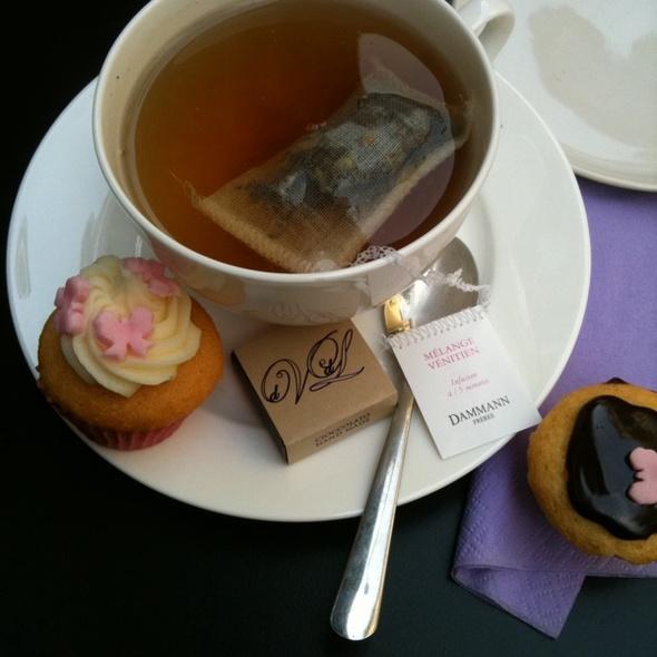 Cupcakes @ Di Viole di Liquirizia