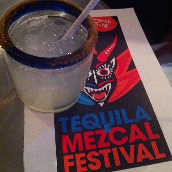 Margarita @ Oyamel Cocina Mexicana
