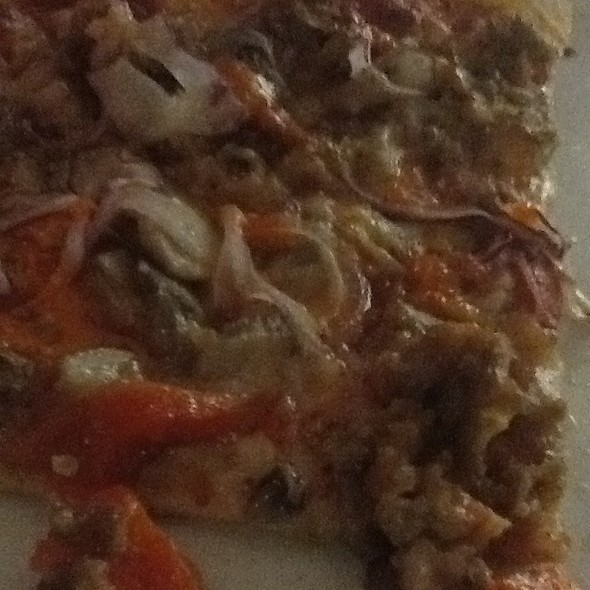 Pizza Fradiavola - Il Fornaio - Reston, Reston, VA