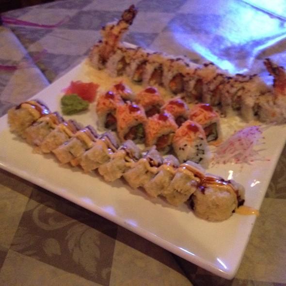 Sushi @ Fujiyama Japanese Steakhouse
