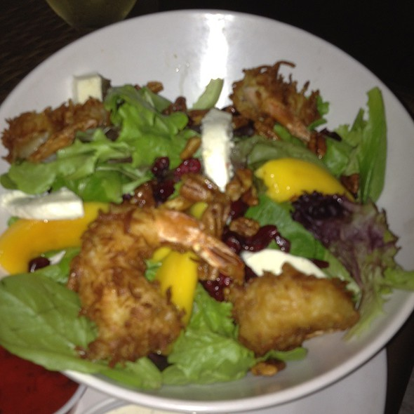 Southbeach Salad @ Lock & Key Restaurant & Pub
