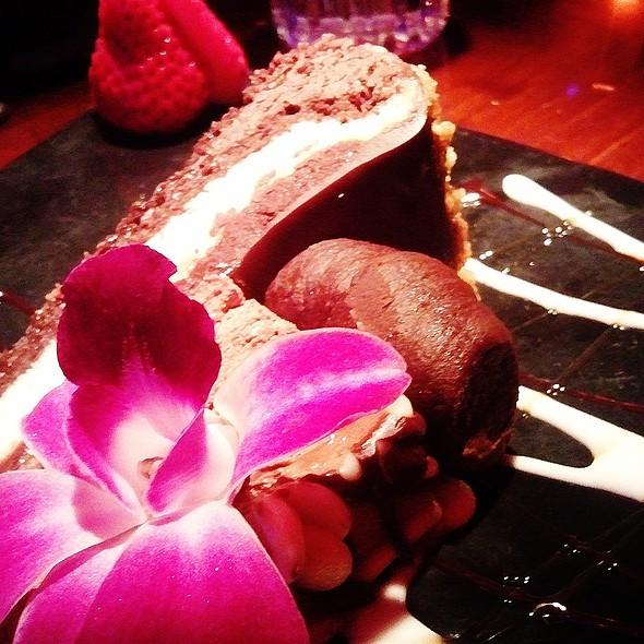 White Chocolate Mousse @ Blue Martini Orlando