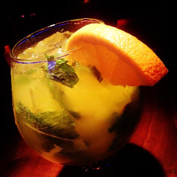 Mango Mint Mojito @ Blue Martini Orlando