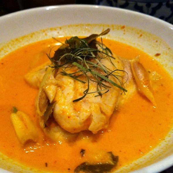 Southern Fish Curry