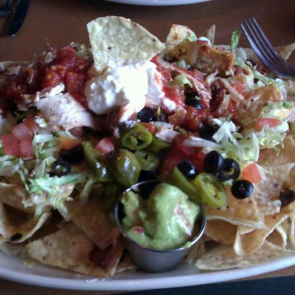 Nachos Grande @ Kt's Bar & Grill