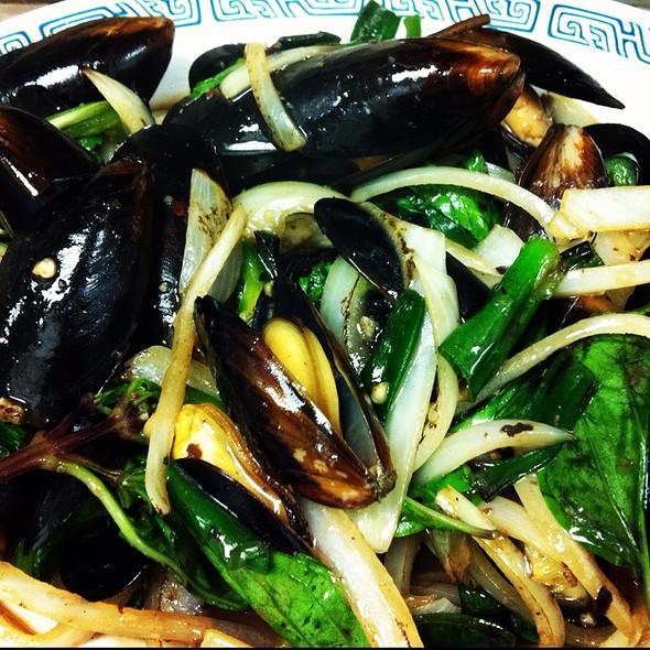 Mussels @ King Bo ll