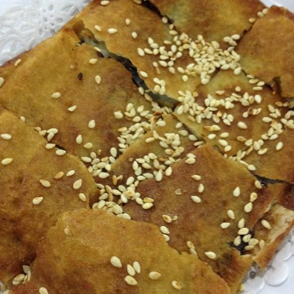 Red Bean Pancake @ Tian Jing Lou