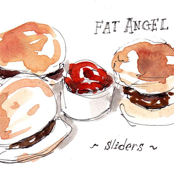 Slider @ Fat Angel Food and Libation