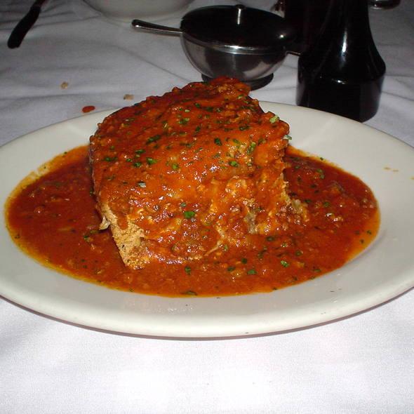 Meat Lasagna - Maggiano's - Boston, Boston, MA