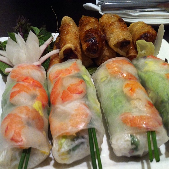Spring Roll Feast @ Vietthao