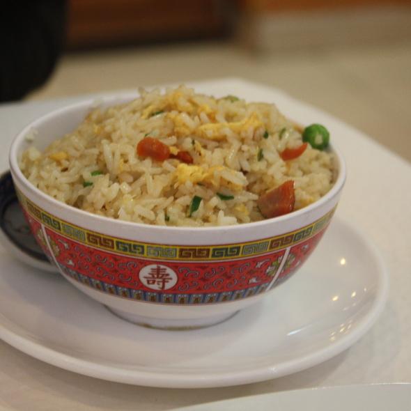Chinese Fried Rice @ Hong Kong Grande Palácio