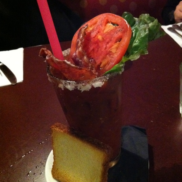 BLT Bloody Mary @ Hash House A Go Go