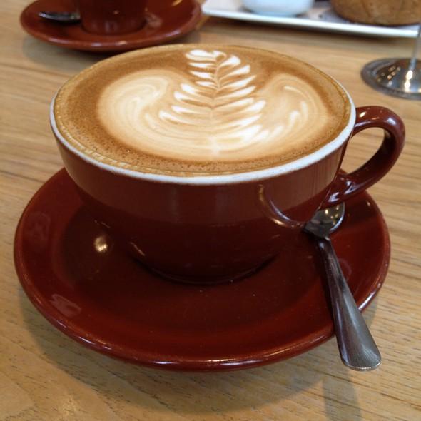 Cafe Latte @ Blue Bottle Coffee