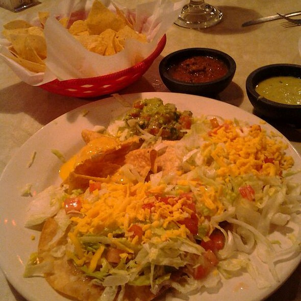 Julio's Special Part 1 Mexican Dinner  @ Julio's