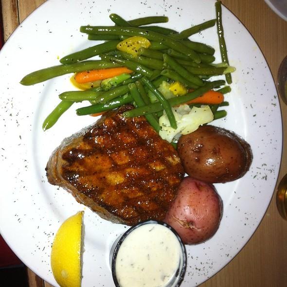 Smoked Tuna with vegetables - Rockafeller's Restaurant, Virginia Beach, VA