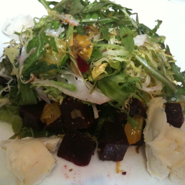 Beet Salad - Antonucci's, New York, NY