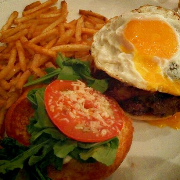 The Arbor Burger @ Stack Burger Bar