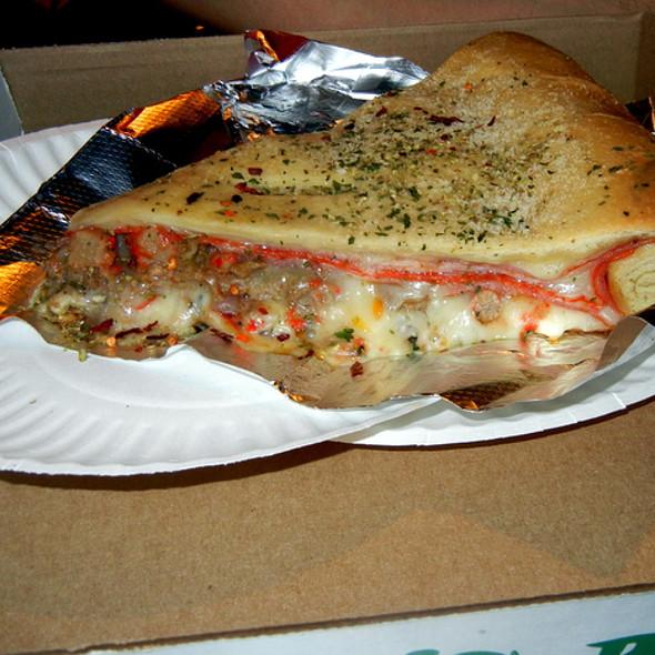 Stuffed Pizza @ Groovy's Pizza