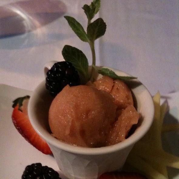 White Guava Sorbet - Table 16, Greensboro, NC