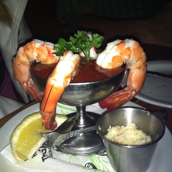 Shrimp Cocktail - The Galley, Santa Monica, CA