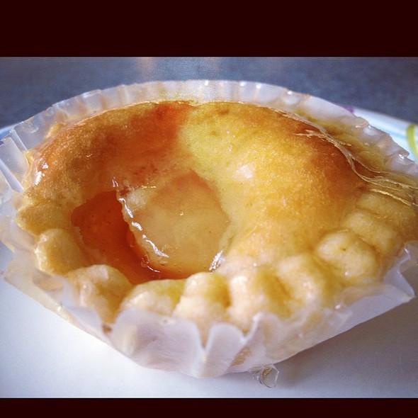 Pear Tart @ Scandia Bakery & Coffee Shop