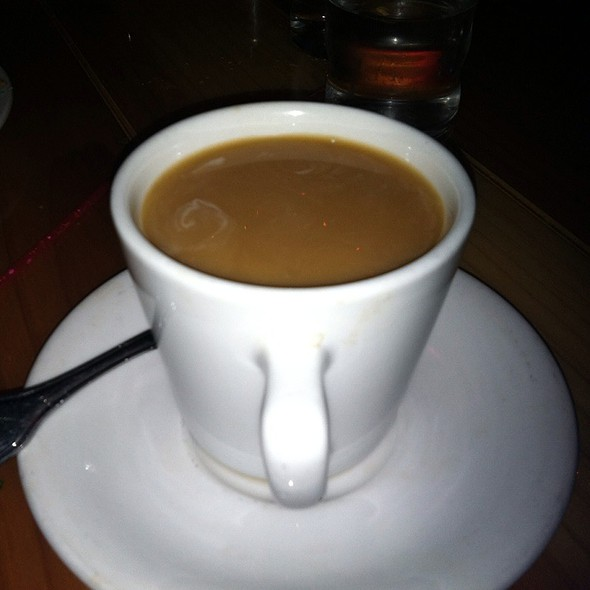 Coffee - The Galley, Santa Monica, CA