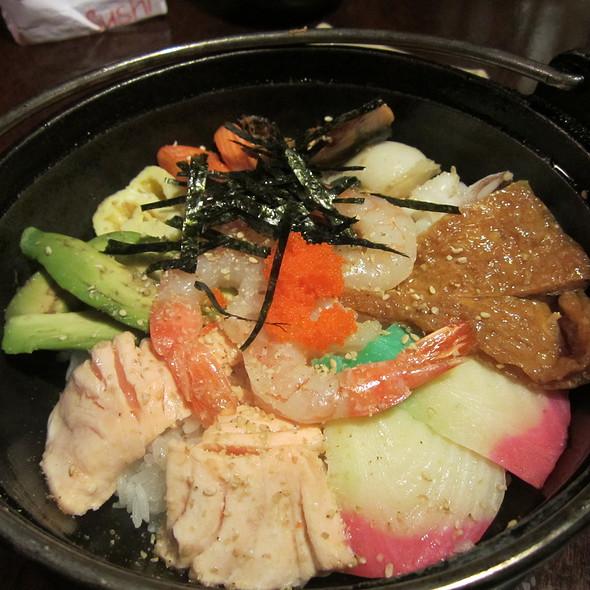 Seafood Dolsot Bibimbap @ Sushi Tei