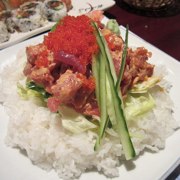 Sushi Dome @ Oyshi Sushi