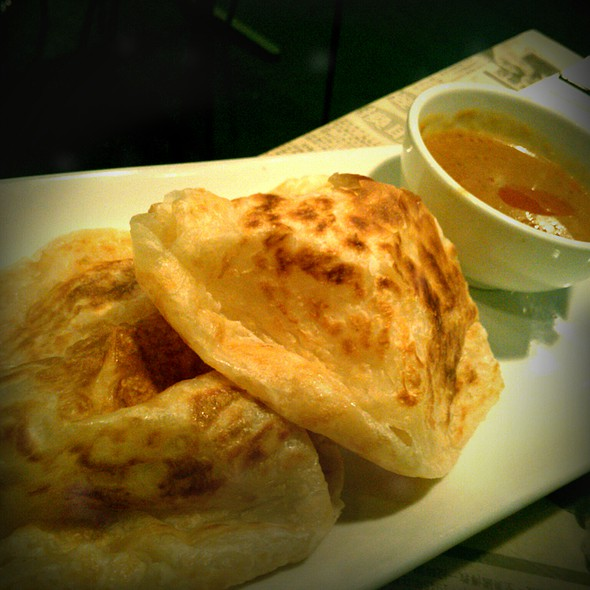 Roti Canai @ Hawkers Asian Street Fare