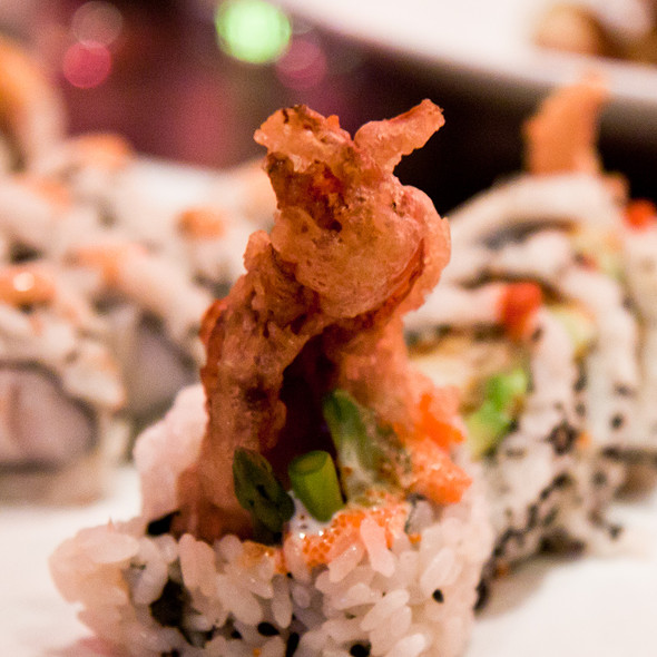Black Widow Roll - Sushi POP, Oviedo, FL