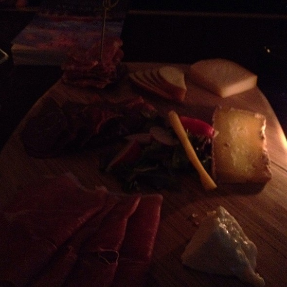Cheese and Charcuterie Board - Wined Up Wine Bar, New York, NY